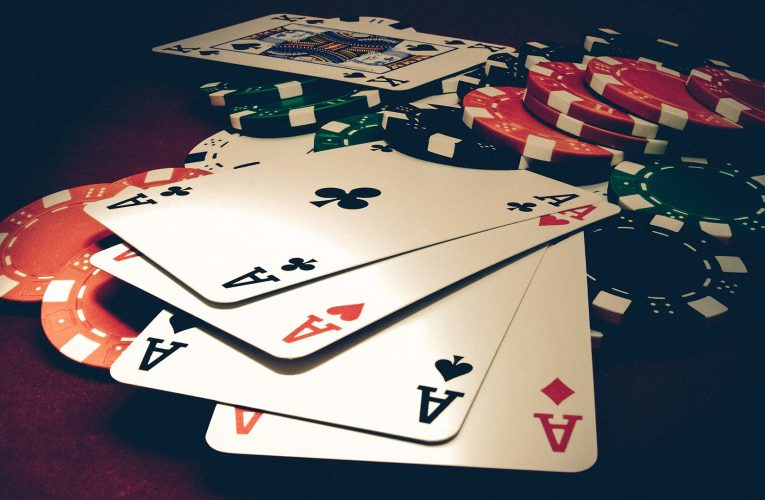 Three Creative Methods You Can Enhance Your Poker