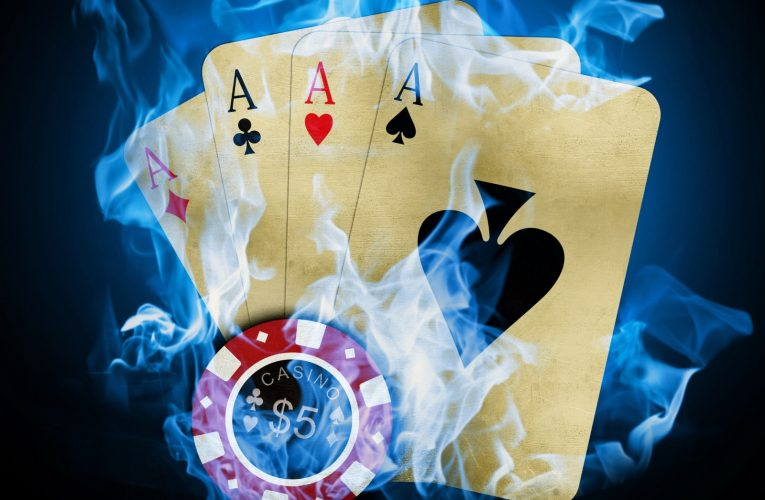 Errors In Casino Poker That Make You Look Dumb