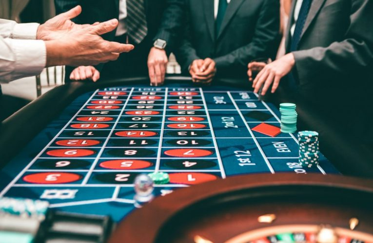 Casino Like A Pro With The assistance Of those 5 Ideas